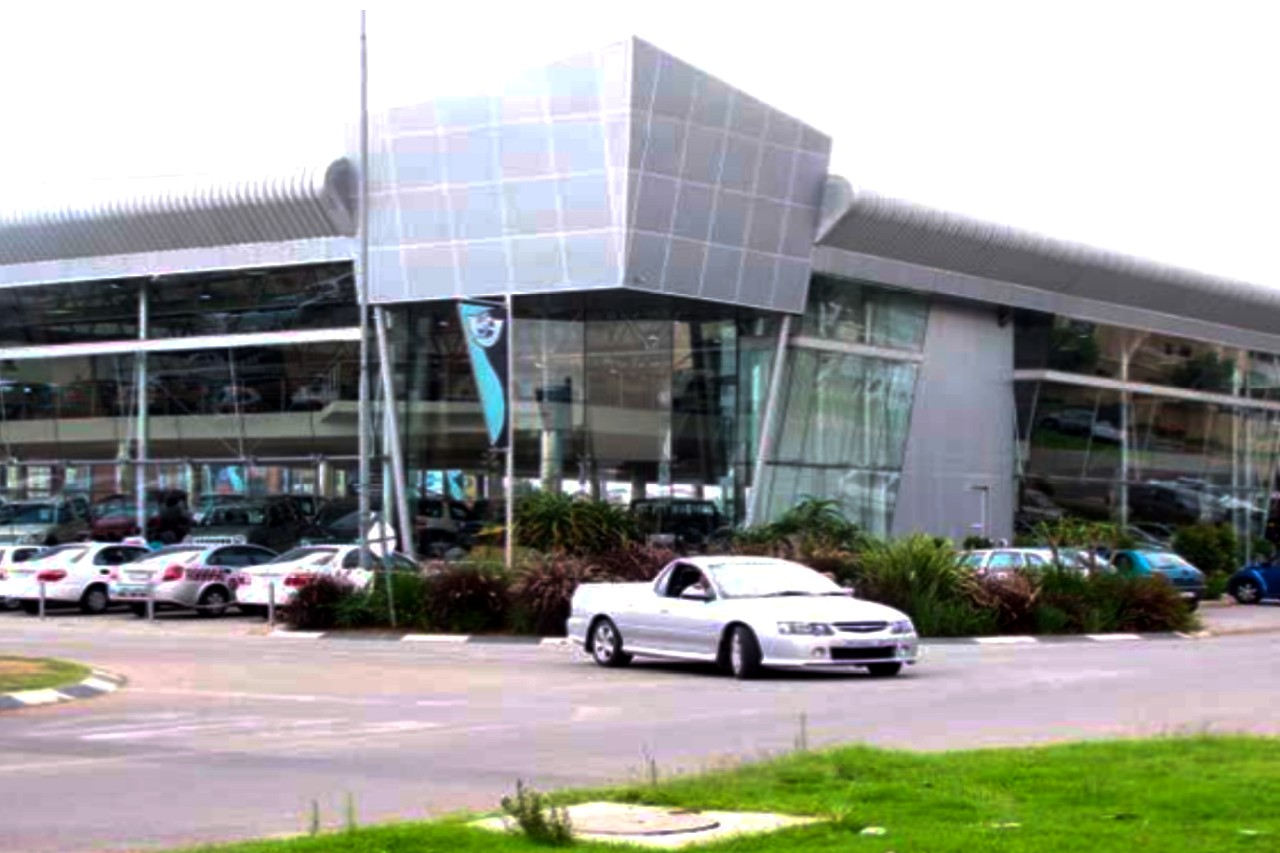 Chevrolet Showroom | Alldin Project Services