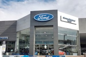 New Car Showroom for Mazda/Ford | Alldin Project Services