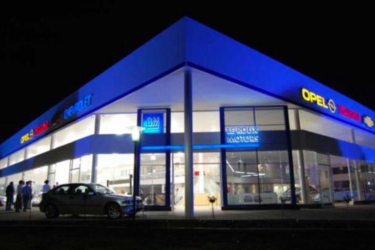 Opel Isuzu Showroom – Workshop | Alldin Project Services