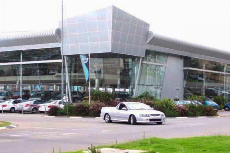 S4 Auto Showroom | Alldin Project Services