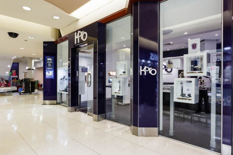 Koro Jewellery Shop | Alldin Commercial Fit outs
