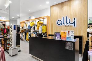 Ally Fashion Carousel Cannington | Alldin Commercial Fit outs
