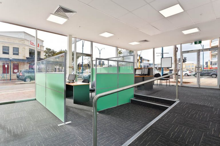 H & R Block | Alldin Commercial Fit outs