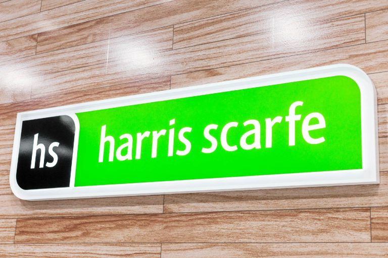 Harris Scarfe | Alldin Commercial Fit outs