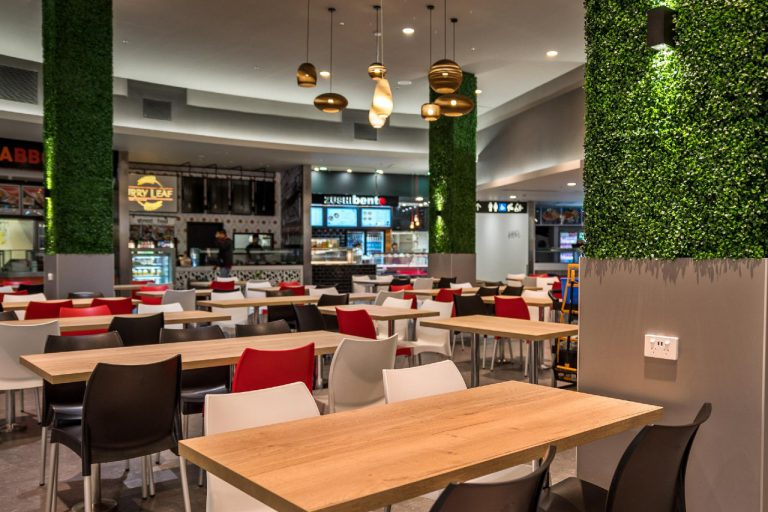 Lakeside Joondalup | Alldin Commercial Fit outs
