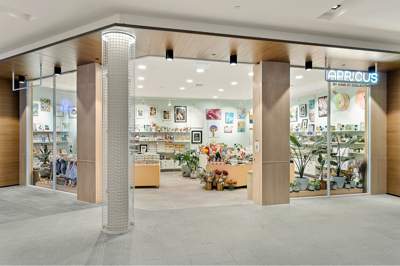 Apricus by King St Collective | Alldin Commercial Fit outs
