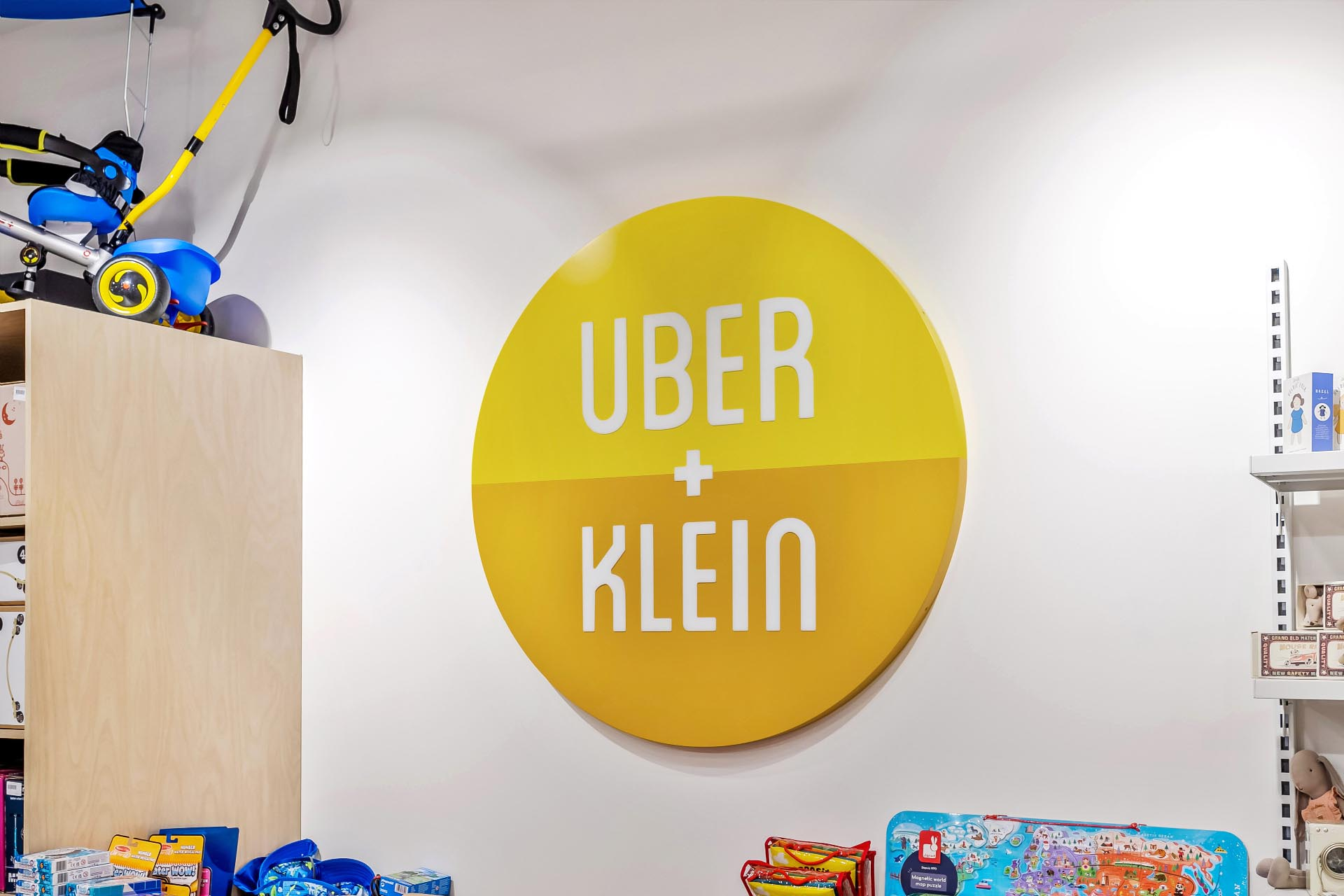 WEB Uber and Klein 24