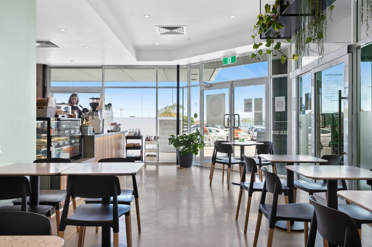 Husky Coffee | Alldin Commercial Fit outs