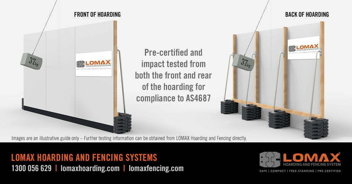 LOMAX - Impact Testing