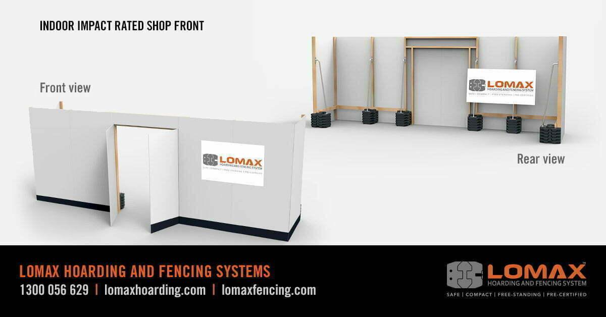 LOMAX - Shop Front Images